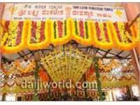 Бхаджан превращает индийские храмы в цветочный рай