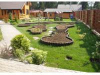 Декорирование загородного участка