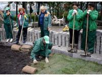 Скверы Садового кольца обновят и благоустроят