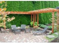 Ландшафтный дизайн сделает участок более живым и уютным