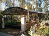 Кованые изделия для сада: практичное решение для почитателей прекрасного