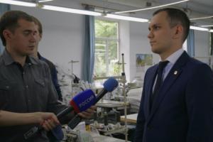 В Кочубеевском районе отметило 60-летний юбилей швейное предприятие
