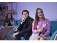 """Cornetto представил клип на песню Саши Спилберг """"Растопи лед"""""""