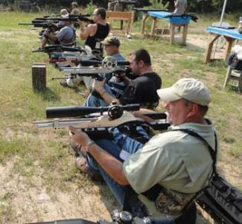 Пневматическое оружие — безопасный спорт