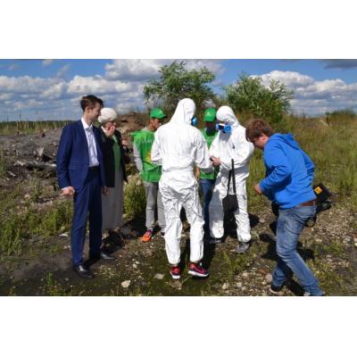«Альянс Зеленых» зафиксировал превышение допустимых норм газов на полигоне в Электростали