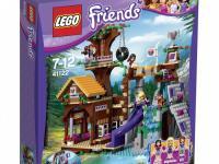LEGO Friends Спортивный лагерь: Дом на дереве (арт. 41122)