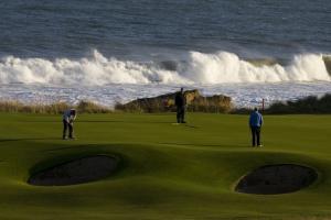 Лучшие поля для игры в гольф в Великобритании