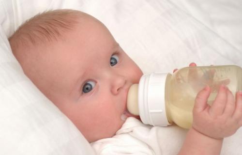 Докорм ребенка с 12 месяцев