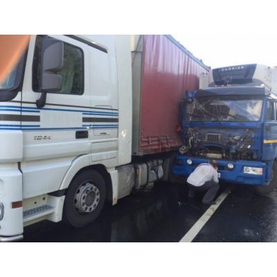 Члены альянса в Таллине и Казани вместе справились с автомобильной аварией