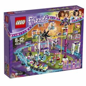 LEGO Friends «Парк развлечений: американские горки»