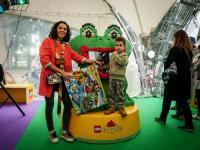 Праздник LEGO® в День города на ВДНХ посетили более 7 тысяч детей