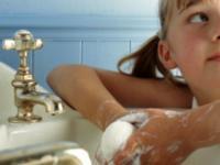 Кишечный грипп предотвращается мытьем рук
