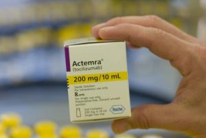 Актемра превосходит монотерапию стероидами в поддержании ремиссии у пациентов с гигантоклеточным артериитом