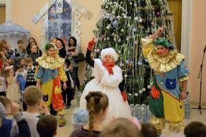Новогодние представления в Театре русской драмы