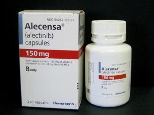 CHMP рекомендовал процесс ускоренного одобрения в ЕС препарата Алеценза у пациентов с ранее леченым ALK-позитивным НМРЛ