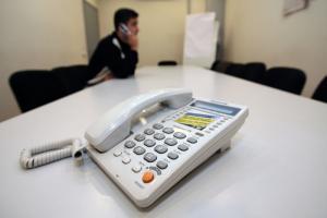 Падение выручки от традиционной телефонной связи впервые замедлило темп