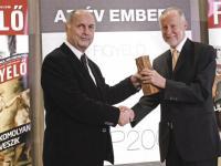 Глава компании Gedeon Richter назван «Человеком года»