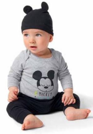 Французский стиль для малышей в магазинах KIABI